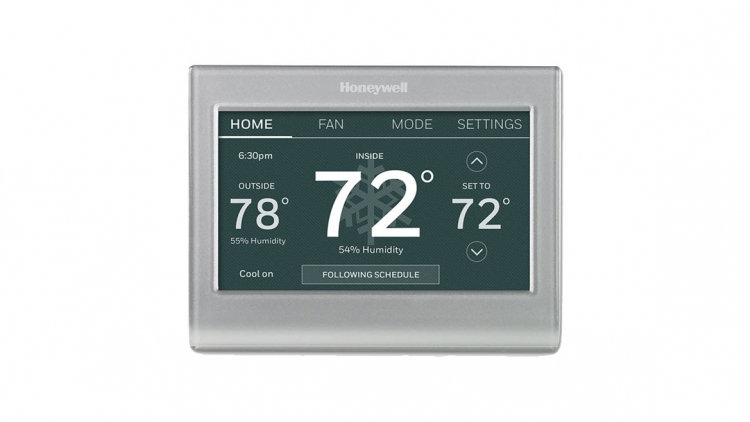 Honeywell Wi-Fi Smart Color Thermostat (RTH9585WF)