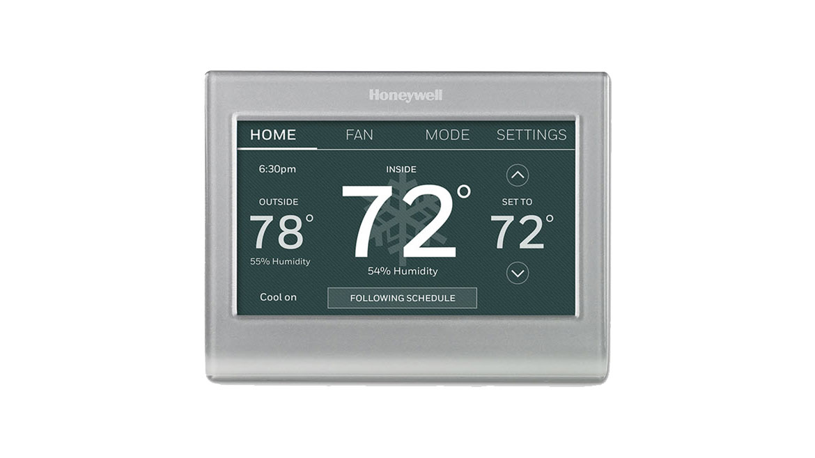 Honeywell Color Smart Thermostat