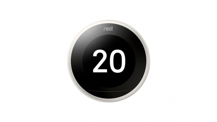 3rd-gen Nest Learning Thermostat
