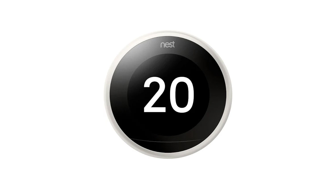 Nest 3rd-gen learning thermostat