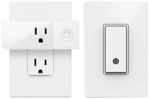 smart outlets and switches
